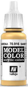 009 Sandgelb (Sand Yellow)