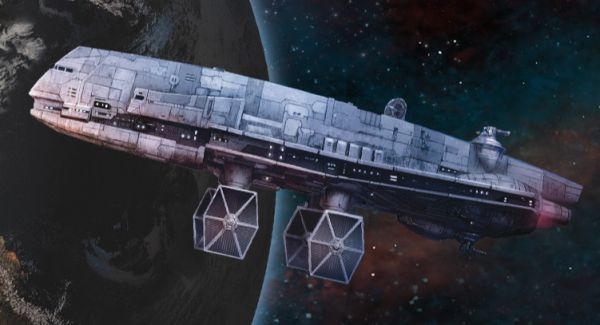 Armada - Imperialer Angriffsträger