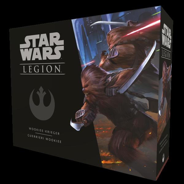 Star Wars Legion - Wookiee-Krieger