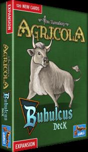 Agricola — Bubulcus Deck