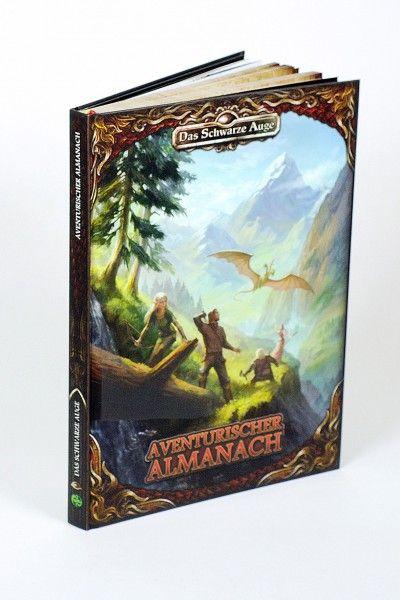 Aventurischer Almanach (Hardcover)
