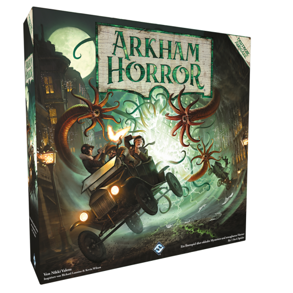 Arkham Horror 3.Ed. - Grundspiel