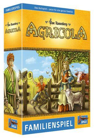Agricola Familien-Edition