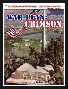 WAR PLAN: CRIMSON